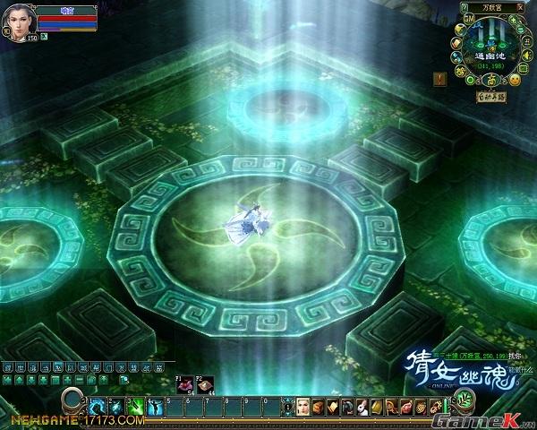 Thiến Nữ U Hồn - MMORPG được dựa trên bộ phim điện ảnh có cùng tên 2