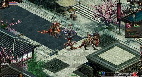 Game online Tần Mỹ Nhân sắp phát hành tại Việt Nam 14