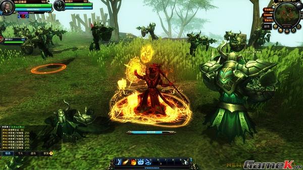 Băng Hỏa Kỷ Nguyên - Một tựa game có bối cảnh phương Tây kỳ ảo 20