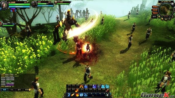 Băng Hỏa Kỷ Nguyên - Một tựa game có bối cảnh phương Tây kỳ ảo 21