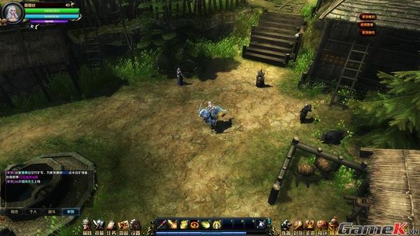 Băng Hỏa Kỷ Nguyên - Một tựa game có bối cảnh phương Tây kỳ ảo 11