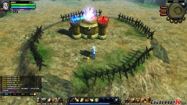 Băng Hỏa Kỷ Nguyên - Một tựa game có bối cảnh phương Tây kỳ ảo 12