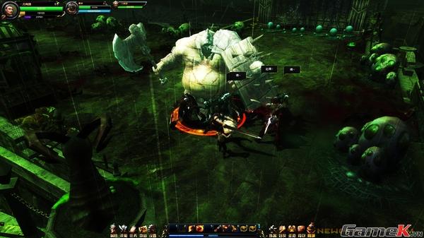 Băng Hỏa Kỷ Nguyên - Một tựa game có bối cảnh phương Tây kỳ ảo 13