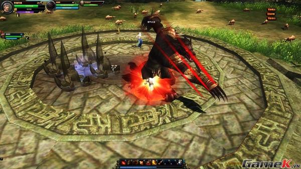 Băng Hỏa Kỷ Nguyên - Một tựa game có bối cảnh phương Tây kỳ ảo 14