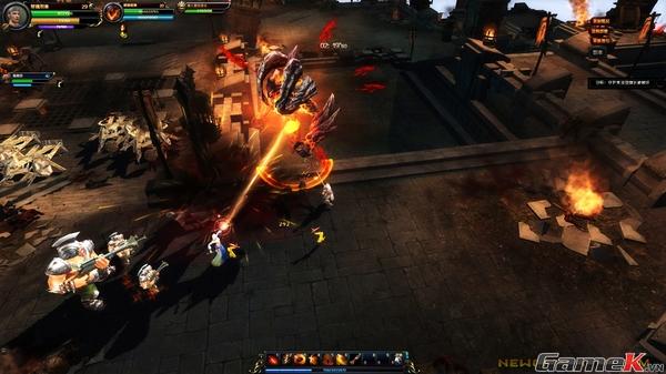 Băng Hỏa Kỷ Nguyên - Một tựa game có bối cảnh phương Tây kỳ ảo 15