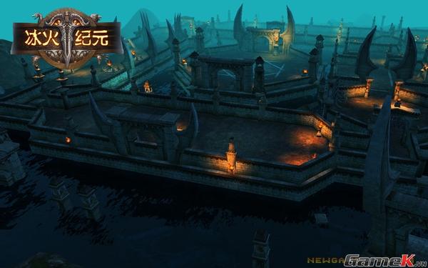 Băng Hỏa Kỷ Nguyên - Một tựa game có bối cảnh phương Tây kỳ ảo 17