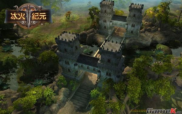 Băng Hỏa Kỷ Nguyên - Một tựa game có bối cảnh phương Tây kỳ ảo 18