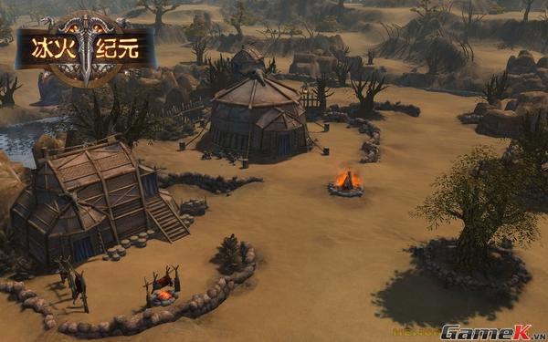 Băng Hỏa Kỷ Nguyên - Một tựa game có bối cảnh phương Tây kỳ ảo 19