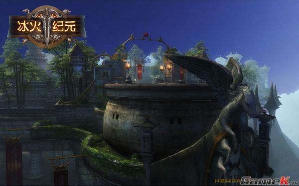 Băng Hỏa Kỷ Nguyên - Một tựa game có bối cảnh phương Tây kỳ ảo 2