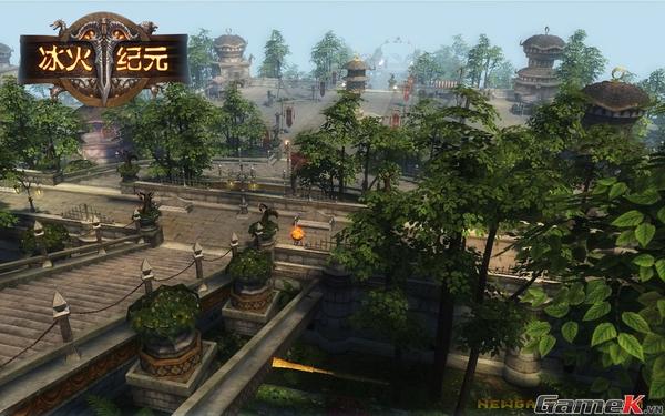 Băng Hỏa Kỷ Nguyên - Một tựa game có bối cảnh phương Tây kỳ ảo 1