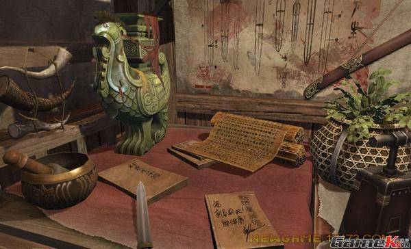 Tân Lưu Tinh Sưu Kiếm Lục - Tuyệt tác võ hiệp 3D được ra mắt 8