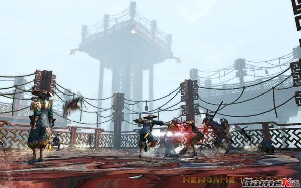 Tân Lưu Tinh Sưu Kiếm Lục - Tuyệt tác võ hiệp 3D được ra mắt 9