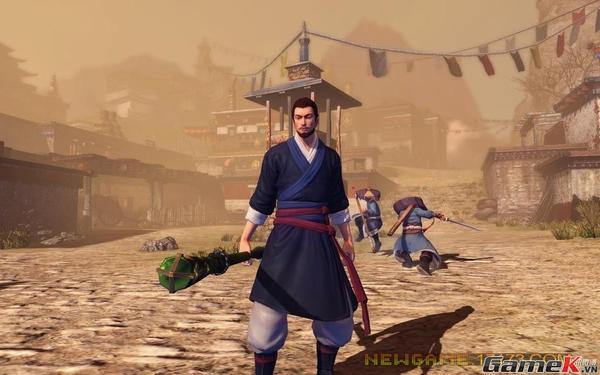 Tân Lưu Tinh Sưu Kiếm Lục - Tuyệt tác võ hiệp 3D được ra mắt 11