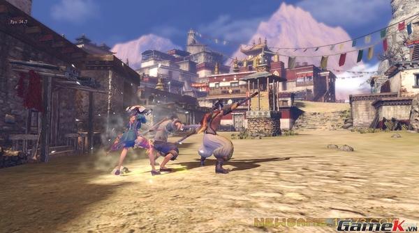 Tân Lưu Tinh Sưu Kiếm Lục - Tuyệt tác võ hiệp 3D được ra mắt 12