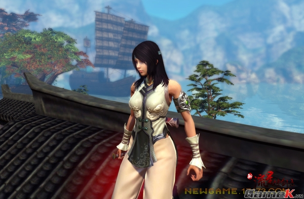 Tân Lưu Tinh Sưu Kiếm Lục - Tuyệt tác võ hiệp 3D được ra mắt 13