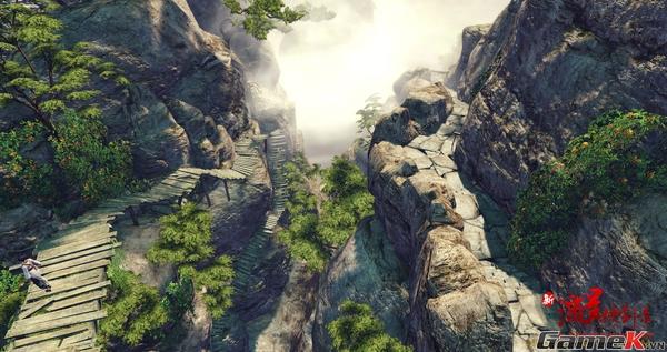 Tân Lưu Tinh Sưu Kiếm Lục - Tuyệt tác võ hiệp 3D được ra mắt 15