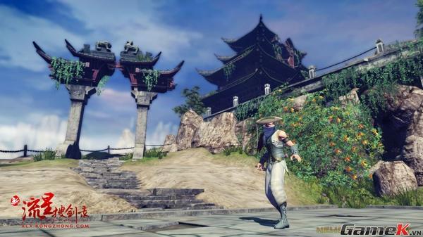 Tân Lưu Tinh Sưu Kiếm Lục - Tuyệt tác võ hiệp 3D được ra mắt 5