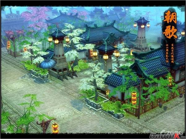 Tìm hiểu thêm về tựa game Phong Thần Vô Song sắp về Việt Nam 12