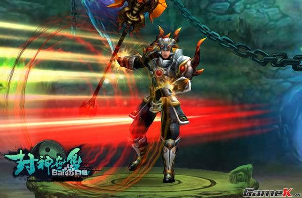 Tìm hiểu thêm về tựa game Phong Thần Vô Song sắp về Việt Nam 2