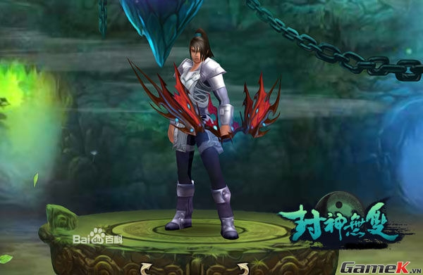 Tìm hiểu thêm về tựa game Phong Thần Vô Song sắp về Việt Nam 5