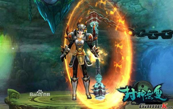 Tìm hiểu thêm về tựa game Phong Thần Vô Song sắp về Việt Nam 3