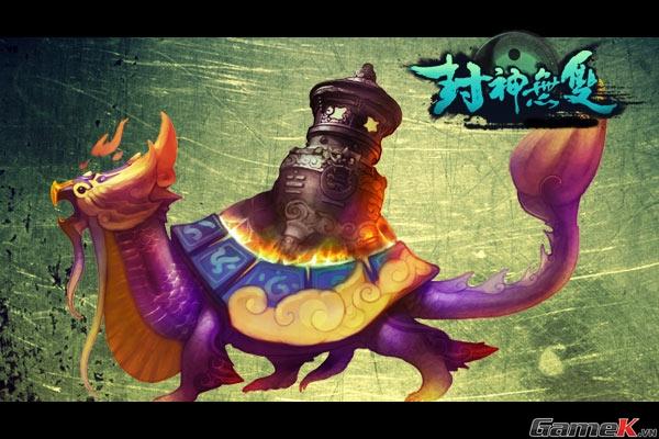 Tìm hiểu thêm về tựa game Phong Thần Vô Song sắp về Việt Nam 17