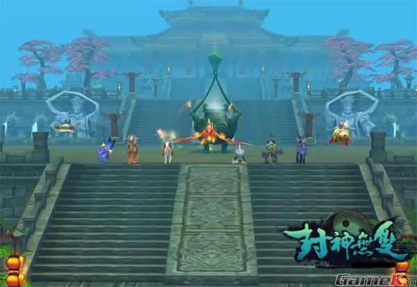 Tìm hiểu thêm về tựa game Phong Thần Vô Song sắp về Việt Nam 9