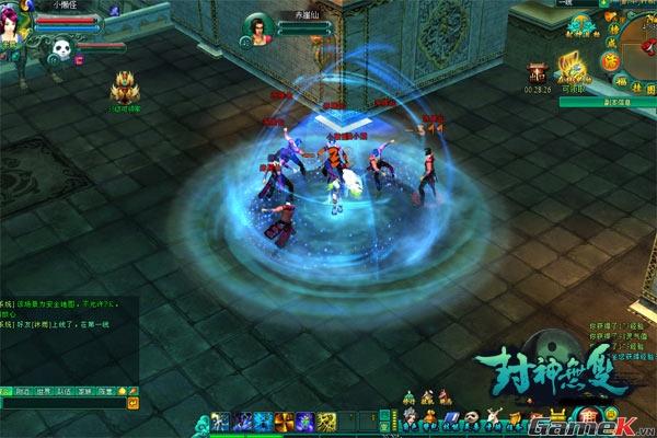 Tìm hiểu thêm về tựa game Phong Thần Vô Song sắp về Việt Nam 21