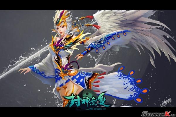 Tìm hiểu thêm về tựa game Phong Thần Vô Song sắp về Việt Nam 1