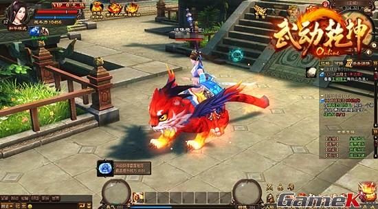 Game 3D Võ Động Càn Khôn đã được mua về Việt Nam 22