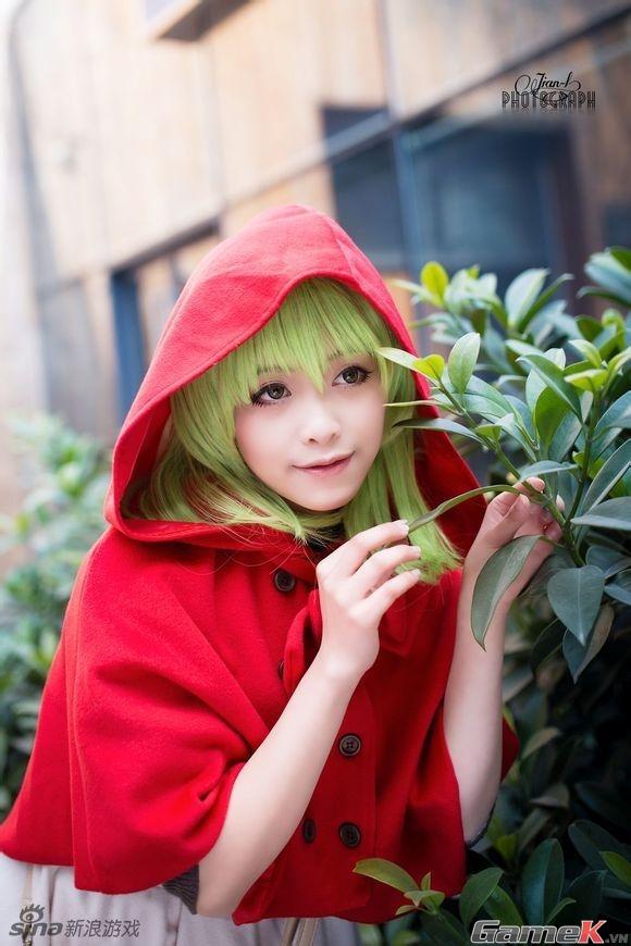 Chuỗi ảnh cosplay rất dễ thương từ Thành Đô 8
