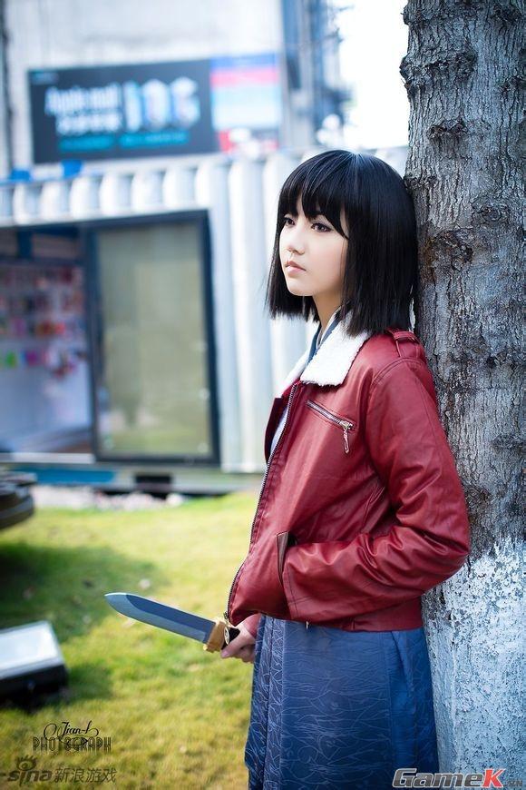 Chuỗi ảnh cosplay rất dễ thương từ Thành Đô 10