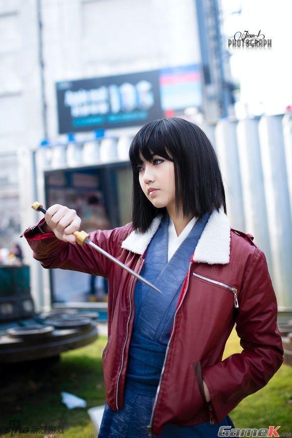 Chuỗi ảnh cosplay rất dễ thương từ Thành Đô 11