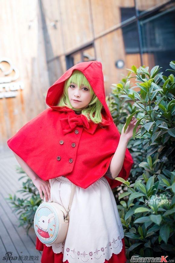 Chuỗi ảnh cosplay rất dễ thương từ Thành Đô 13