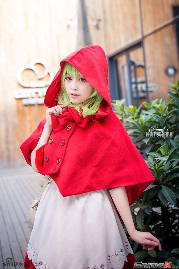 Chuỗi ảnh cosplay rất dễ thương từ Thành Đô 14