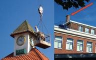 Nghề lạ: Ngụy trang cột phát sóng 5G để chúng không bị mọi người đốt cháy