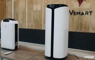 Đây là máy lọc không khí Vsmart, bán ra trong tháng 12