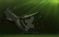 """Stomatosuchus inermis: Loài cá sấu cổ đại có thể """"nuốt chửng cả thế giới"""""""