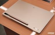 Ảnh thực tế Galaxy Tab S7 tại VN: Hai kích thước màn hình, 120Hz, Snapdragon 865+, Samsung DeX không dây
