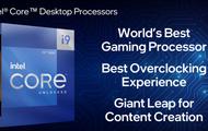 Intel ra mắt Intel Core thế hệ thứ 12, quyết tâm giành lại ngôi vương CPU cho máy tính để bàn