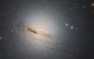 Bức hình đầy ám ảnh của một thiên hà đang 'hấp hối'