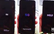 Bất ngờ xuất hiện một chiếc smartphone Xiaomi chạy hệ điều hành HarmonyOS của Huawei