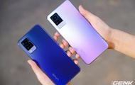 Trên tay Vivo V21 5G: thiết kế mỏng nhẹ đẹp mắt, đặc biệt có Camera selfie 44MP chống rung OIS