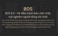 """Tuyên bố BOS """"trau chuốt tất cả tính năng"""", thế nhưng Bphone lại gặp lỗi sơ đẳng liên quan tới ứng dụng Máy tính"""