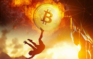 Đón nhận loạt tin xấu từ Trung Quốc, nhà đầu tư bán tháo khi Bitcoin lao dốc về 29000 USD