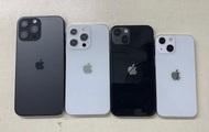 Lộ diện mô hình thực tế iPhone 13: Tai thỏ nhỏ hơn, vẫn là camera vuông nhưng xếp chéo