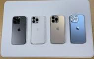Đây là những hình ảnh thực tế đầu tiên của loạt iPhone 13