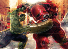 Hulk mạnh đến mức nào trong vũ trụ Marvel?