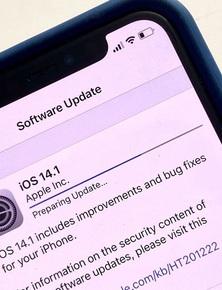 Apple phát hành iOS 14.1: Sửa hàng loạt lỗi mới
