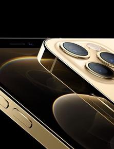 iPhone 12 Pro màu Gold có khung viền thép bền hơn so với các màu khác